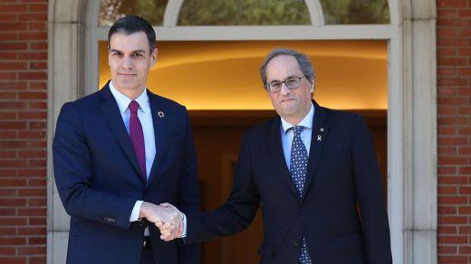 El Gobierno y la Generalitat pactan celebrar una reunión mensual de forma alternativa en Madrid y Barcelona
