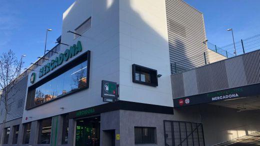 Mercadona inaugura en el centro de María Tubau su nuevo modelo de tienda eficiente en Madrid
