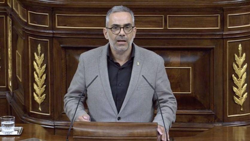 ERC confirma su abstención y el Gobierno saca adelante el objetivo de déficit y el techo de gasto