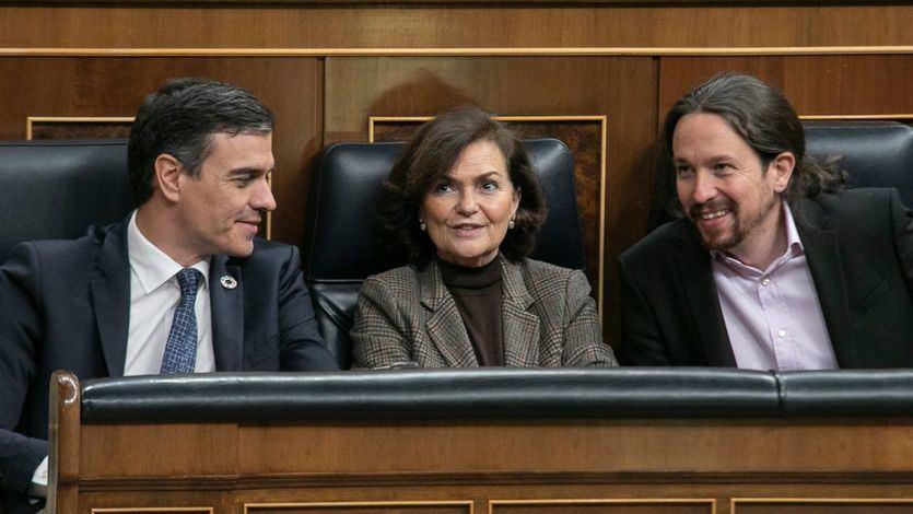 PSOE y Unidas Podemos siguen mejorando en el último barómetro del CIS y Ciudadanos resucita