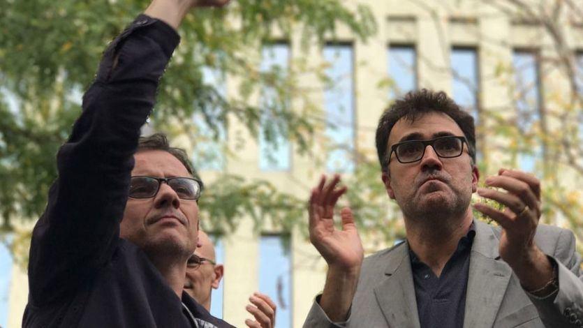 Josep María Jové y Lluís Salvadó