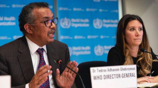 La OMS eleva a 'muy alto' el riesgo global de propagación del coronavirus
