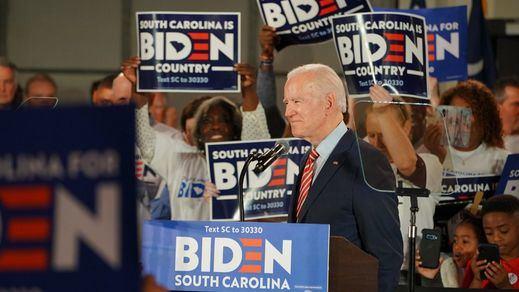 Carolina del Sur, nueva plaza para decidir al candidato demócrata a la Casa Blanca: Biden vs Sanders
