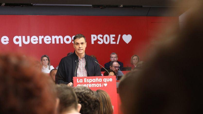 Sánchez defiende la mesa de diálogo frente a 'la política del ojo por ojo'