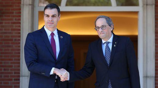 Torra insiste: la mesa de diálogo es para conseguir un referéndum y el derecho de autodeterminación