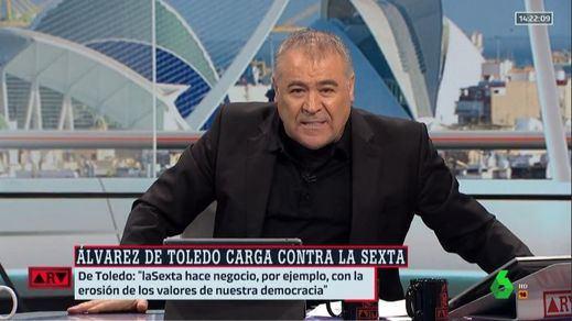 La comentada respuesta de Ferreras a las críticas de Álvarez de Toledo