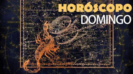 Horóscopo de hoy domingo 8 de marzo de 2020