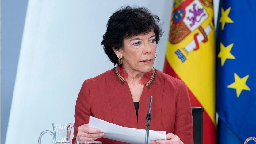 Isabel Celaá Ministra de Educación