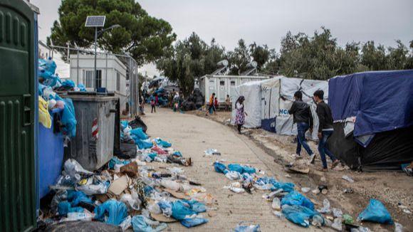 El testimonio de Médicos Sin Fronteras sobre el drama de los refugiados en Lesbos