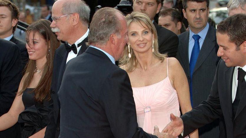 El rey Juan Carlos I, Corinna y una supuesta donación millonaria