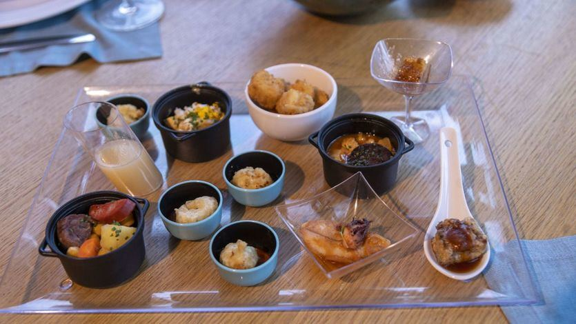 Los platos más icónicos de 9 Tabernas Centenarias, en los restaurantes de El Corte Inglés