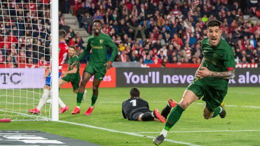 Habrá final vasca en la Copa del Rey: el Athletic elimina in extremis al Granada (2-1)