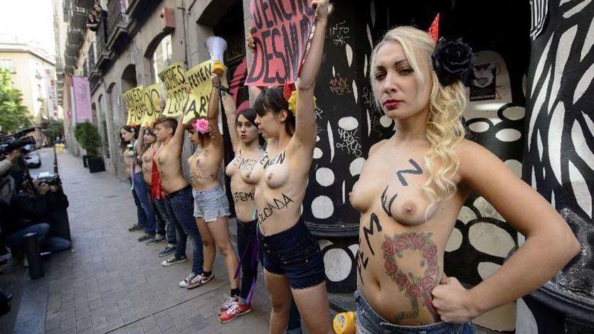 Entrevista a Femen España: 'No estamos diciendo que todos los hombres sean violadores'