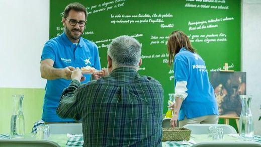 CaixaBank pone en marcha la Semana Social, con más de 2.500 actividades de voluntariado abiertas a la participación de empleados y clientes
