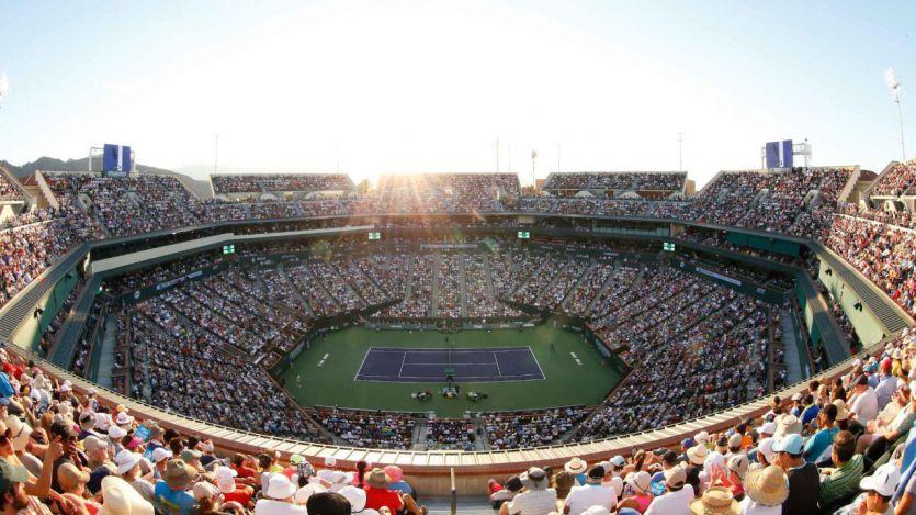 Cancelado el torneo de Indian Wells por un caso de coronavirus