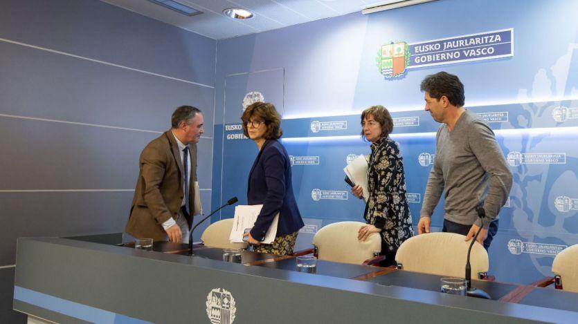El Gobierno vasco cierra todos los centros educativos de Vitoria y lanza nuevas recomendaciones
