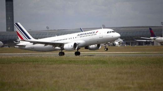 Air France cambiará o cancelará vuelos gratis por el coronavirus