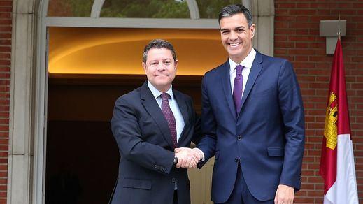García-Page desea a Sánchez que logre echar a Podemos del Gobierno y el Congreso