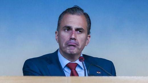 Vox confirma que su secretario general, Javier Ortega Smith, ha dado positivo por coronavirus