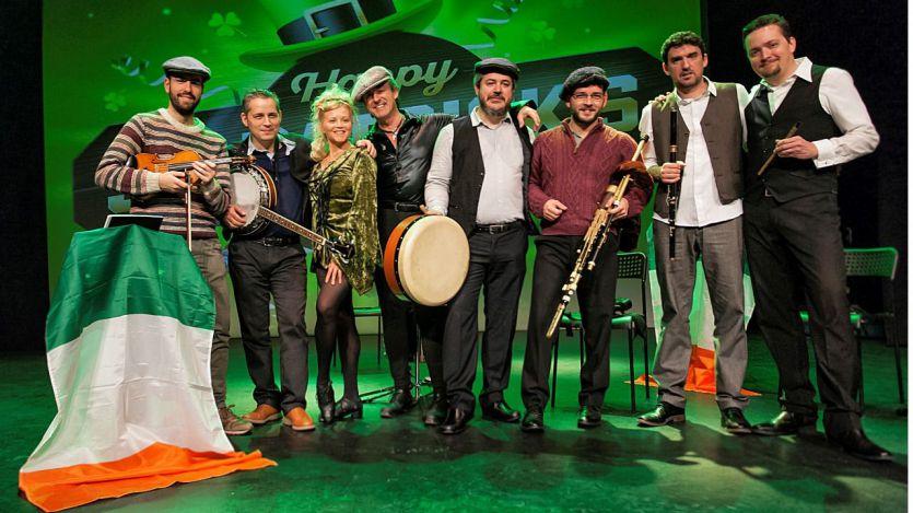 Boys of the Hills nos traen doblete con la mejor música irlandesa con motivo de San Patricio
