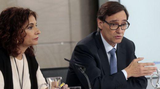 El Gobierno aprueba un paquete de medidas para frenar la crisis del coronavirus