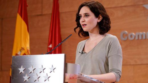Madrid no se cierra (aún): Ayuso desmiente el bulo del confinamiento por el coronavirus