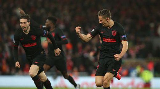 El Atleti se contagia de heroicidad y elimina al campeonísimo Liverpool (2-3)
