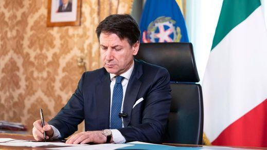Italia echa el cierre total: sólo farmacias y supermercados estarán abiertos