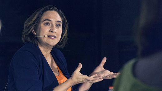 Coronavirus: la alcaldesa de Barcelona, Ada Colau, aislada por prevención