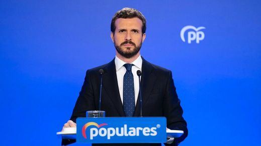 El cuestionado mensaje de Casado contra el Gobierno en plena crisis del coronavirus: ¿electoralismo?