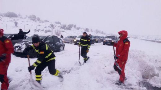 Y en plena crisis de coronavirus, llega a España un temporal de lluvia y nieve