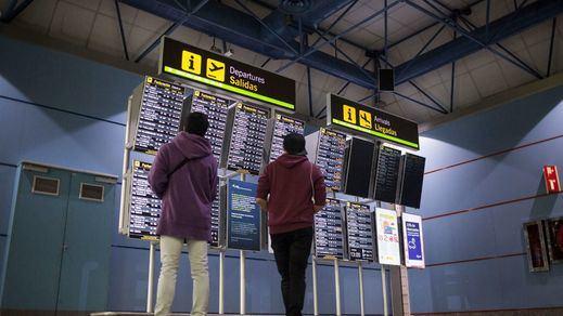 Aeropuertos cerrados por el coronavirus: estado de los vuelos, cancelaciones y países que excluyen a españoles