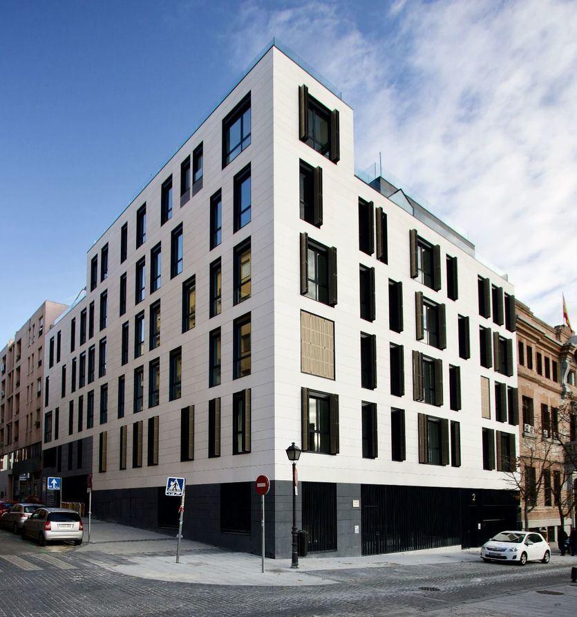 AEDAS Homes entrega su promoción de viviendas junto al Rastro en el centro de Madrid