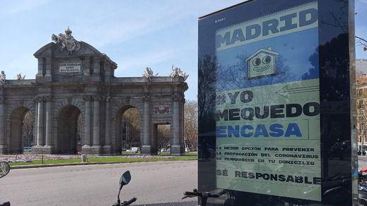 La Comunidad de Madrid cierra todos los comercios excepto los de alimentación y primera necesidad