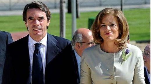 El ex presidente Aznar, entre los madrileños que se fueron a la playa en plena crisis de coronavirus