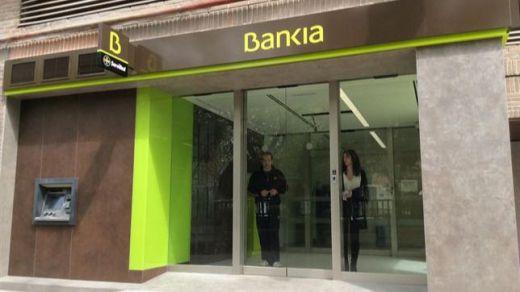 Bankia mantiene abiertas sus oficinas para ayudar sus clientes en pleno estado de alarma