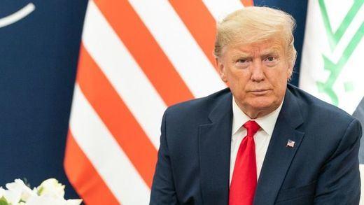 Trump da negativo en el test de coronavirus y pide calma a sus ciudadanos para hacer frente a la crisis