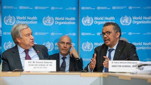 La OMS urge a los países a realizar pruebas masivas para detectar contagios por coronavirus