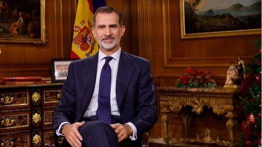 El Rey dirigirá un mensaje a la nación ante la crisis del coronavirus