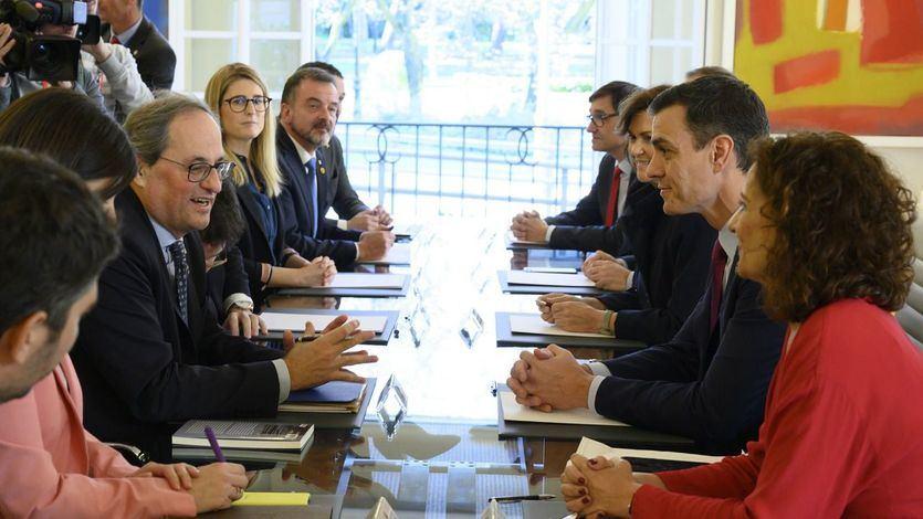 La mesa de diálogo sobre Cataluña: otra víctima colateral de la pandemia de coronavirus