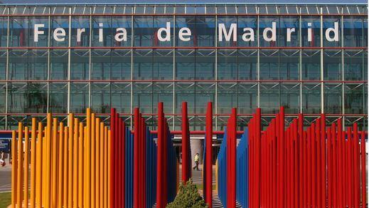 La Comunidad de Madrid y la UME montan un hospital de campaña en Ifema con 5.500 camas