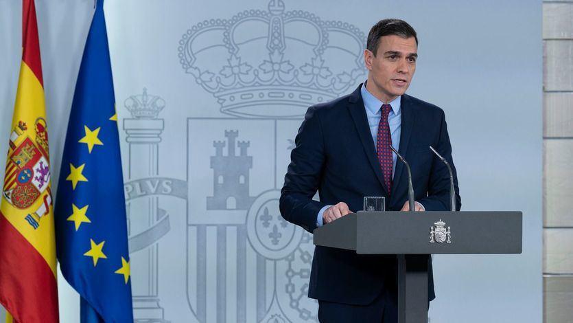 Sánchez anuncia nuevas medidas más allá de la prórroga del estado de alarma