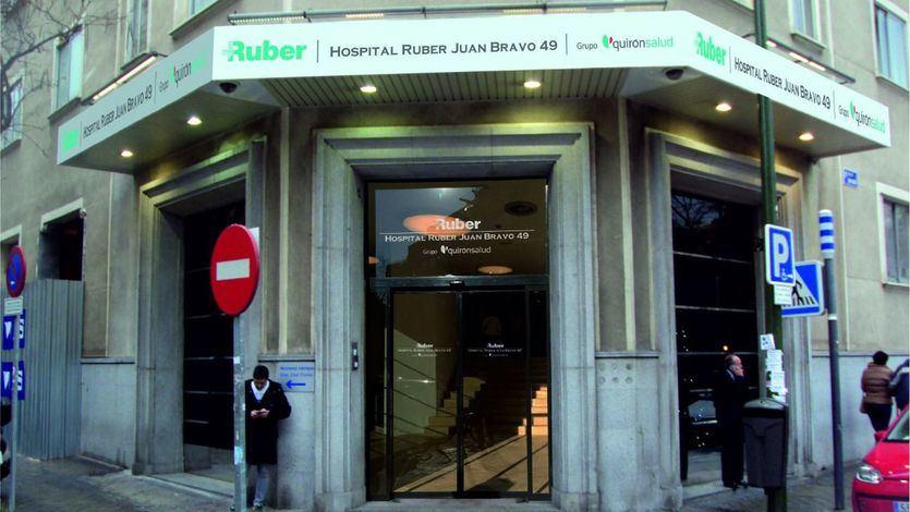 Clínica Ruber en Madrid