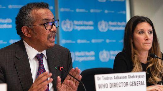 La OMS alerta de que 'la pandemia del coronavirus se está acelerando'