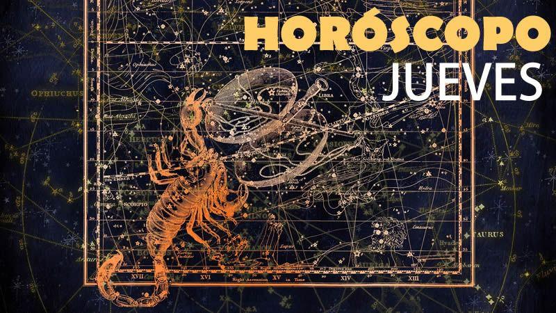 Horóscopo de hoy jueves 26 de marzo de 2020