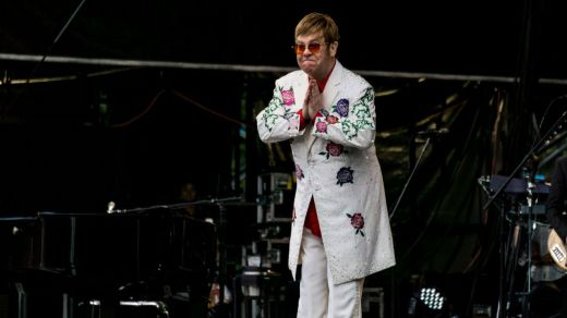 Los 5 mejores discos de Elton John