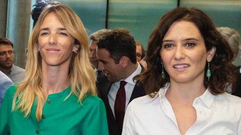 Álvarez de Toledo enciende el debate sobre la gestión sanitaria de la Comunidad de Madrid al alabar el progresivo aumento de gasto en la región