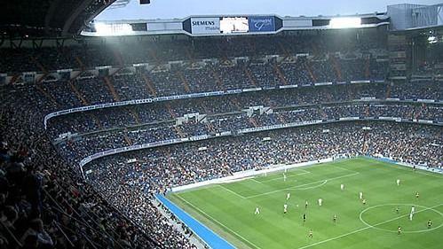 El Real Madrid dispone su estadio como centro de almacenamiento de material sanitario