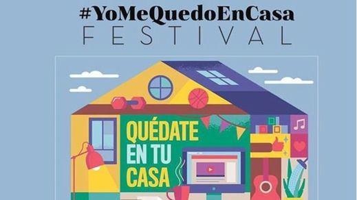 Así suena el himno del 'YoMeQuedoEnCasaFestival'