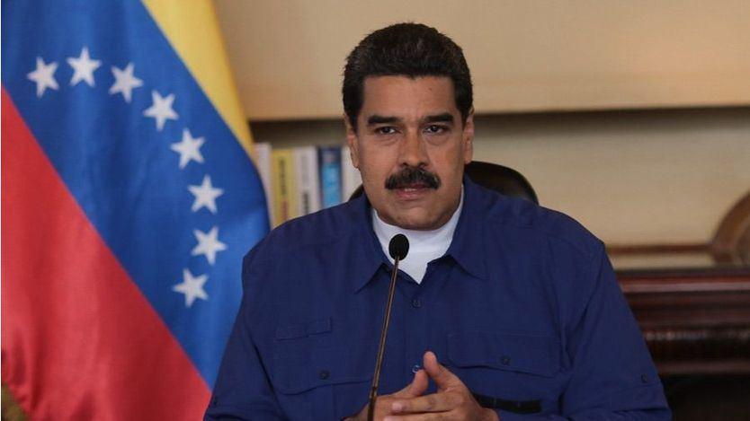 EEUU ofrece 15 millones a cambio de información para detener a Maduro